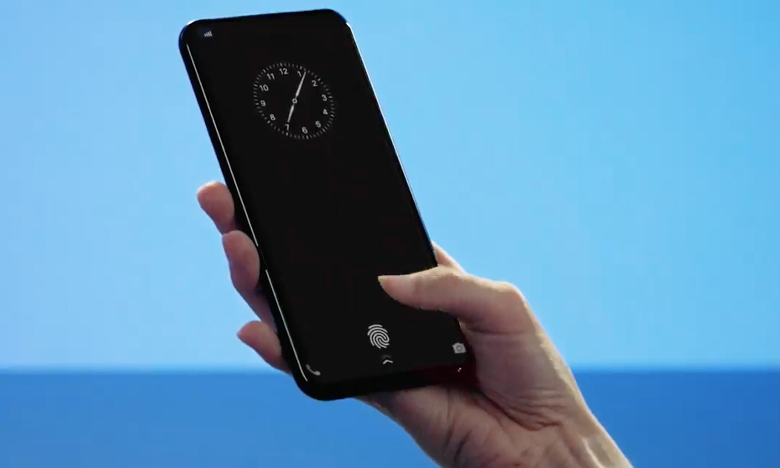 五倍成本新型屏下指纹将至识别面积更大OV下半年旗舰标配【生活热点】
