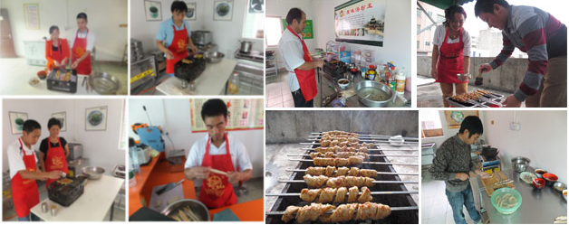 湖南学烧烤技术